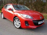 2012 MAZDA 3 1.6 TS2 5d 103 BHP £SOLD