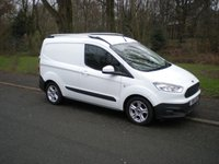 2015 FORD TRANSIT COURIER 1.6 TREND TDCI 1d 94 BHP £SOLD