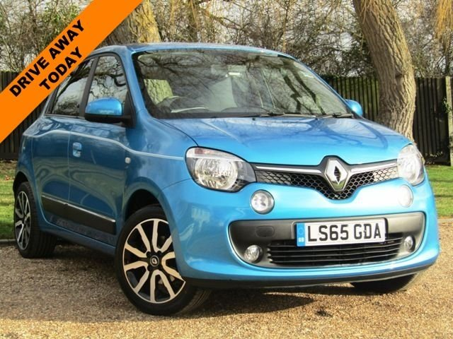 132189285844ad USED 2015 65 RENAULT TWINGO 1.0 DYNAMIQUE SCE S S 5d 70 BHP VERY LOW ...