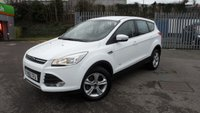 USED 2015 65 FORD KUGA 2.0 ZETEC TDCI 5d 148 BHP SPORTS STYLE FRONT SEATS