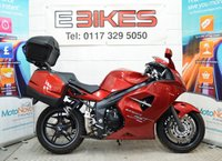 2006 TRIUMPH SPRINT ST 1050 (ABS) FULL LUGGAGE  1050CC ULTRA LOW MILES!! £3995.00