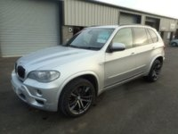 2010 BMW X5 3.0 XDRIVE30D M SPORT 5d AUTO 232 BHP SAT NAV LEATHER £9991.00