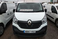 USED 2018 67 RENAULT TRAFIC 1.6 SL27 BUSINESS ENERGY DCI 1d 125 BHP