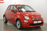 USED 2018 68 FIAT 500 1.2 POP STAR 3d 69 BHP ONLY 400 MILES BY 1 PRIVATE LADY OWNER
