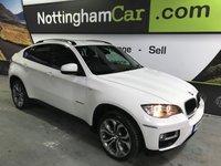 2014 BMW X6 3.0 XDRIVE30D 4d AUTO 241 BHP £18495.00