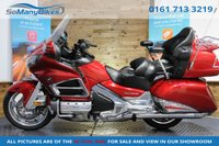2014 HONDA GL1800 GOLDWING GL 1800 E -  £17995.00