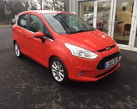 USED 2015 65 FORD B-MAX 1.6 TITANIUM AUTOMATIC THIS VEHICLE IS AT SITE 1 - TO VIEW CALL US ON 01903 892224