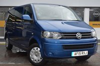 USED 2015 15 VOLKSWAGEN TRANSPORTER SHUTTLE 2.0 T30 TDI SHUTTLE SE BLUEMOTION TECHNOLOGY 5d 113 BHP PLUS VAT
