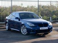 2009 BMW 5 SERIES 3.0 530D M SPORT 4d AUTO 232 BHP £10445.00
