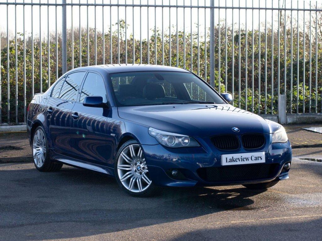 USED 2009 09 BMW 5 SERIES 3.0 530D M SPORT 4d AUTO 232 BHP