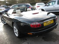USED 2002 02 JAGUAR XKR 4.0 XKR 2d AUTO 370 BHP XKR 4.0 Supercharged with full service history. Black with Beige Leather. 20'' Alloys.