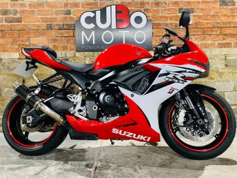 2013 SUZUKI GSXR600 L3 £5790.00