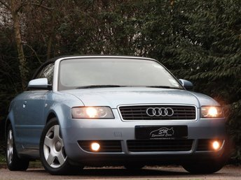 2005 AUDI A4 2.4 SE 2d AUTO 168 BHP £4950.00