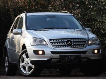 2008 MERCEDES-BENZ M CLASS 3.0 ML320 CDI SPORT 5d AUTO 222 BHP £6790.00