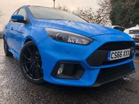 2016 FORD FOCUS 2.3 RS 5d 346 BHP