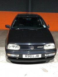 USED 1997 R VOLKSWAGEN GOLF 2.8 VR6 5d 172 BHP