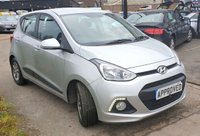 USED 2014 14 HYUNDAI I10 1.0 PREMIUM 5d 65 BHP 0% Deposit Plans Available even if you Have Poor/Bad Credit or Low Credit Score, APPLY NOW!