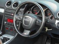 USED 2007 07 AUDI A4 1.8 T S LINE 2d 161 BHP ONLY 91K FSH A/C DRIVES SUPERB