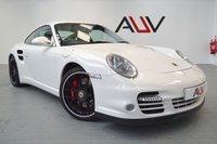 USED 2011 61 PORSCHE 911 3.8 TURBO PDK 3d AUTO 500 BHP