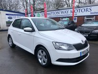 USED 2015 15 SKODA FABIA 1.0 SE MPI 5d 74 BHP 0%  FINANCE AVAILABLE ON THIS CAR PLEASE CALL 01204 393 181