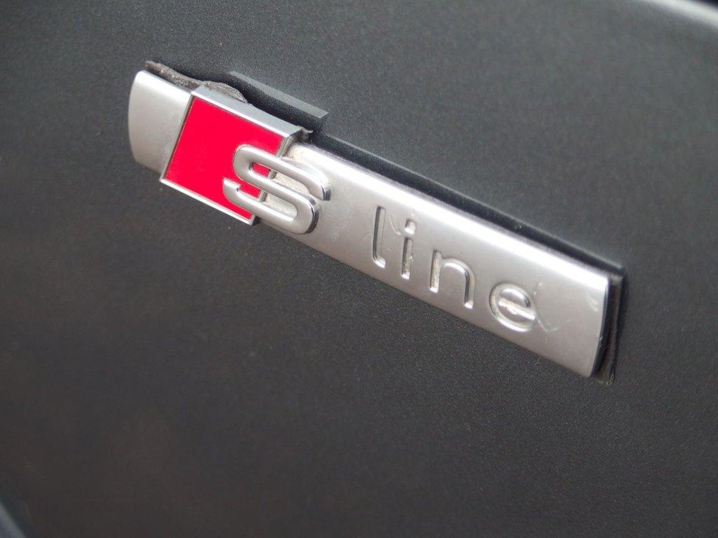 USED 2015 65 AUDI TT 2.0 TFSI S LINE 2d AUTO 227 BHP