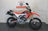 2015 15 HONDA CRF 250 L-F *3mth Warranty, FSH, UK Delivery, Nice Extras* £3490.00