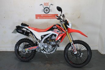 View our HONDA CRF 250 L-F