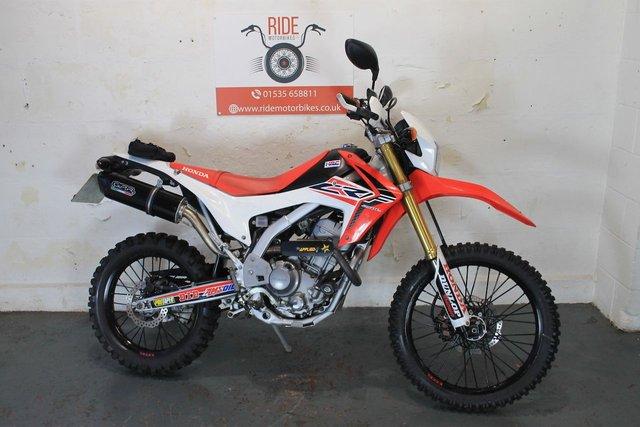 2015 15 HONDA CRF 250 L-F