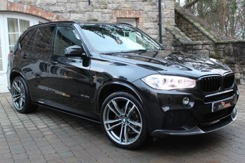 2015 BMW X5 3.0 XDRIVE30D M SPORT 5d AUTO 255 BHP £30950.00