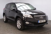 USED 2011 11 TOYOTA RAV4 2.2 XT-R D-4D 5DR 150 BHP 1 OWNER SERVICE HISTORY + CRUISE CONTROL + PRIVACY GLASS + CLIMATE CONTROL + MULTI FUNCTION WHEEL + ELECTRIC WINDOWS + RADIO/CD/AUX/USB + 17 INCH ALLOY WHEELS