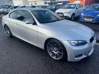 USED 2008 58 BMW 3 SERIES 2.0 320I M SPORT 2d 168 BHP OUR  PRICE INCLUDES A 6 MONTH AA WARRANTY DEALER CARE EXTENDED GUARANTEE, 1 YEARS MOT AND A OIL & FILTERS SERVICE. 6 MONTHS FREE BREAKDOWN COVER.   CALL US NOW FOR MORE INFORMATION OR TO BOOK A TEST DRIVE ON 01315387070 !!