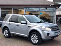 USED 2011 61 LAND ROVER FREELANDER 2 2.2 SD4 HSE Auto Free MOT for Life