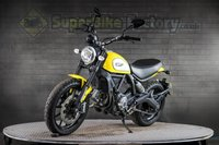 USED 2016 16 DUCATI SCRAMBLER ICON 803 GOOD & BAD CREDIT ACCEPTED, OVER 600+ BIKES IN STOCK