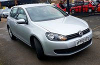 USED 2012 12 VOLKSWAGEN GOLF 1.6 S TDI 5d 89 BHP 0% Deposit Plans Available even if you Have Poor/Bad Credit or Low Credit Score, APPLY NOW!