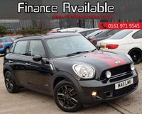 2011 MINI COUNTRYMAN 1.6 COOPER S ALL4 5d 184 BHP £7444.00