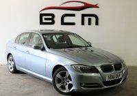 2012 BMW 3 SERIES 2.0 318D EXCLUSIVE EDITION 4d 141 BHP £6285.00