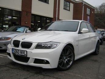 2010 BMW 3 SERIES 2.0 318I SPORT PLUS EDITION 4d 141 BHP £6995.00