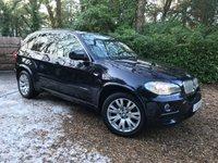 2010 BMW X5 3.0 XDRIVE35D M SPORT 5d AUTO 286 BHP 7 SEAT £15989.00