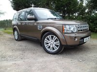 USED 2019 12 LAND ROVER DISCOVERY 4 3.255 SDV6 V6 XS 4X4 5dr FANTASTIC CONDITION, BLUETOOTH, SAT NAV, BLUETOOTH MUSIC STREAMING, 8 SPEED MODEL, NEW TIMING BELT