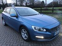 2014 VOLVO V60 1.6 D2 BUSINESS EDITION 5d 113 BHP £8999.00