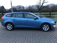 USED 2014 13 VOLVO V60 1.6 D2 BUSINESS EDITION 5d 113 BHP