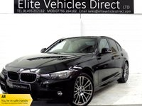 USED 2015 65 BMW 3 SERIES 3.0 335D XDRIVE M SPORT 4d AUTO (PROF MEDIA)