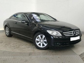 2009 MERCEDES-BENZ CL 5.5 CL500 2dr £11995.00