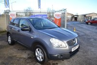 USED 2009 09 NISSAN QASHQAI 1.6 Visia 2WD 5dr 3 Month RAC warranty / Finance