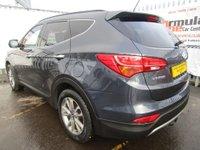 USED 2013 13 HYUNDAI SANTA FE 2.2 CRDi Premium 4WD 5dr (7 seats) 2 OWNERS+FULL SERVICE HISTORY
