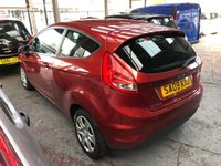 USED 2009 09 FORD FIESTA 1.2 STYLE 3d 81 BHP *** 12 MONTHS WARRANTY ***
