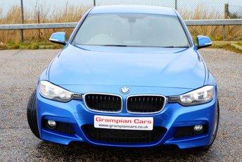 2012 BMW 3 SERIES 2.0 320I XDRIVE M SPORT 4d 181 BHP £11995.00