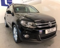 2015 VOLKSWAGEN TIGUAN 2.0 MATCH TDI BLUEMOTION TECHNOLOGY 5d 148 BHP £13499.00