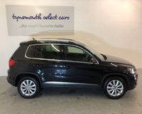 "USED 2015 15 VOLKSWAGEN TIGUAN 2.0 MATCH TDI BLUEMOTION TECHNOLOGY 5d 148 BHP Super LOW MILEAGE with ONLY 26,000 Miles from new -Carbon black metallic with 18"" Sierra alloys,blue tooth,DAB,Cruise control and over 50 MPG being the Bluemotion Tech -huge value at £13499"