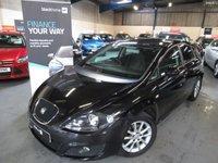 2010 SEAT LEON 1.9 ECOMOTIVE TDI SE 5d 103 BHP £4490.00